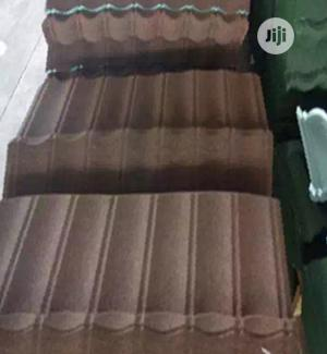 Classic New Zealand Gerard Stone Coated Roof Tile Chocolate | Building Materials for sale in Lagos State, Lekki