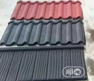 Shingle New Zealand Gerard Stone Coated Roof Tile Chocolate | Building Materials for sale in Lagos State, Lekki