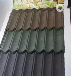 Roman New Zealand Gerard Stone Coated Roof Tile Chocolate   Building Materials for sale in Lagos State, Lekki