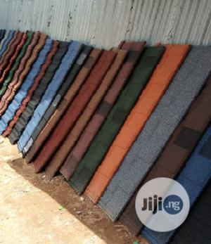 New Zealand Gerard Stone Coated Roof Tile Wine And Red Shingle | Building Materials for sale in Lagos State, Lekki