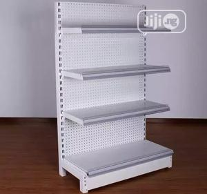 Punch Panle Display Single Sided & Double Sided Supermarket Shelves | Store Equipment for sale in Lagos State