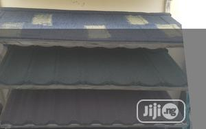 Bond New Zealand Gerard Stone Coated Roof Tile Wine Red And Black | Building Materials for sale in Lagos State, Lekki