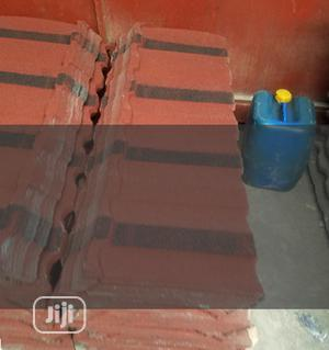 Classic New Zealand Gerard Stone Coated Roof Tile Burgandy Red | Building Materials for sale in Lagos State, Lekki
