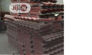 New Zealand Gerard Stone Coated Roof Tile Burgandy Red Shingle | Building Materials for sale in Lagos State, Lekki