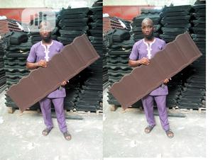 Roofin Sheet Stone Coated Roofing Sheet In Nigeria | Building Materials for sale in Lagos State, Ajah