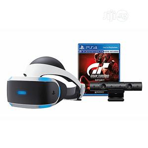 Playstation VR World Bundle With Camera | Accessories & Supplies for Electronics for sale in Lagos State, Ikeja