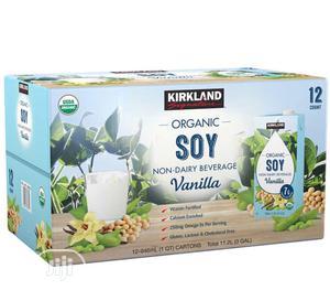 Kirkland Organic Soya Milk 12X 946ml | Meals & Drinks for sale in Lagos State, Ajah