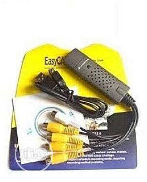 Easycap USB Video Capturecomputer/CCTV Camera | Security & Surveillance for sale in Lagos State, Ikeja