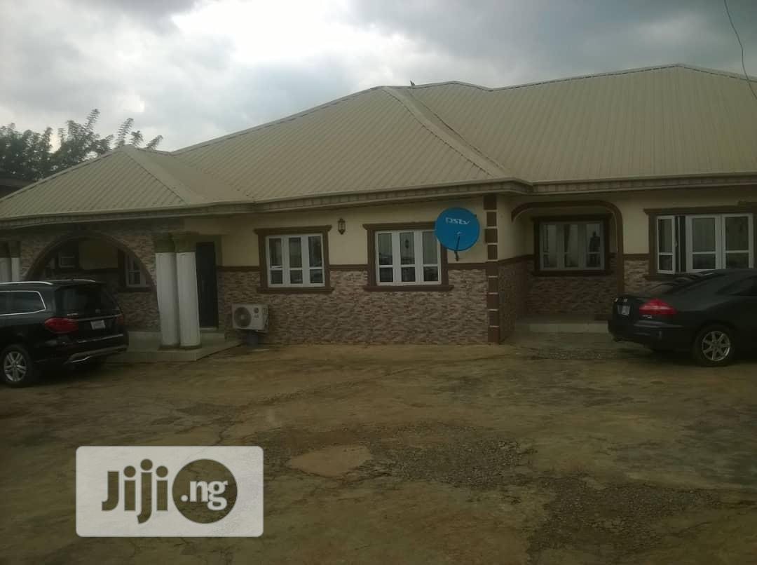 A Semi Detached Bungalow of 2 and 3 Bedrooms at Ikoloaba