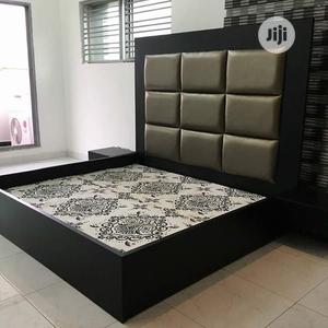 6by6 Bed With Out Dressing Mirror and Side Cabinet | Furniture for sale in Abuja (FCT) State, Lugbe District