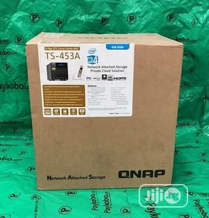 Qnap Ts-453a 4-bay Nas Enclosure With 4gb RAM Storage   Computer Hardware for sale in Lagos State, Ikeja