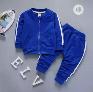 Quality Boys 2 Piece Clothing Set   Children's Clothing for sale in Lagos State, Surulere