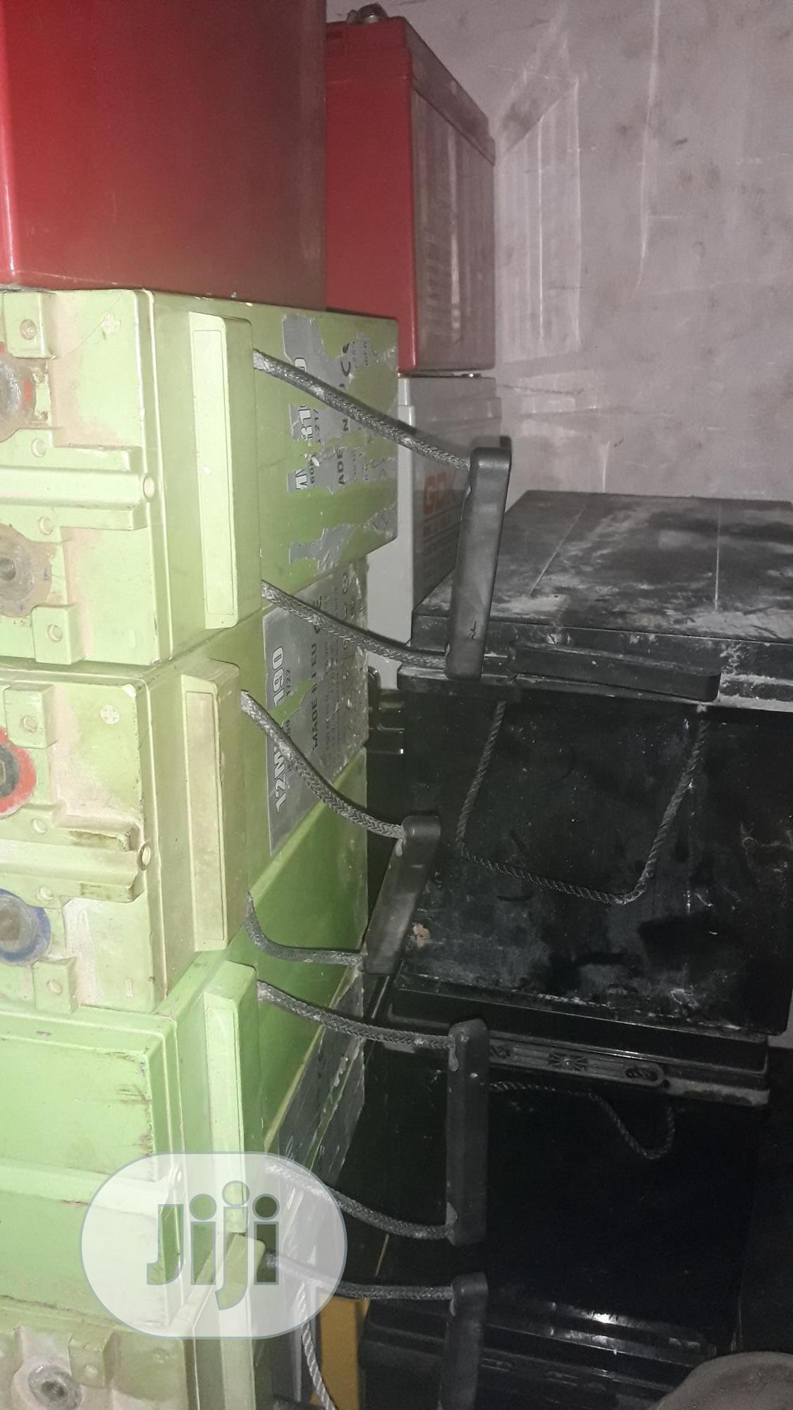 We Buy Scrap (Condemn) Inverter Batteries   Electrical Equipment for sale in Lekki, Lagos State, Nigeria