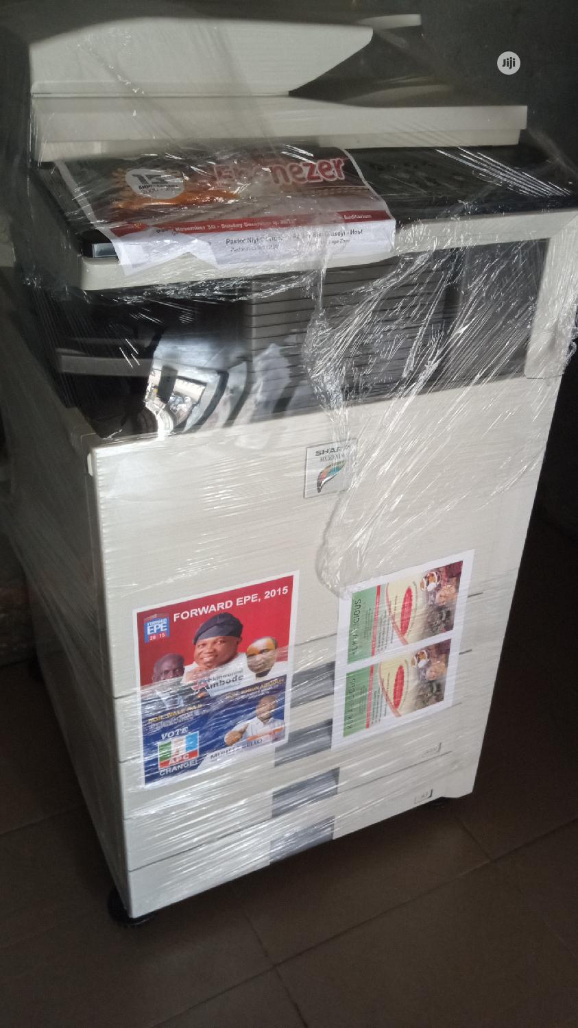 Sharp MX 5000 DI Photocopier   Printers & Scanners for sale in Surulere, Lagos State, Nigeria