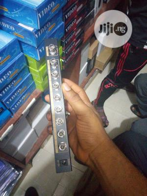 3g/Hd/Sd-Sdi 8ways Splitter | Accessories & Supplies for Electronics for sale in Lagos State, Ojo