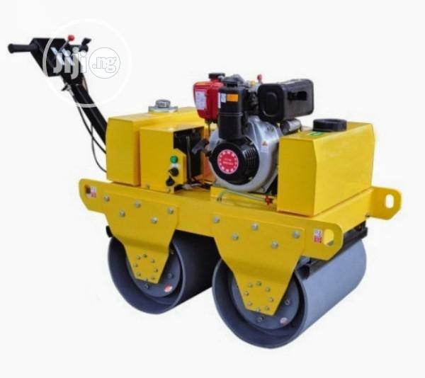 Compactor Roller