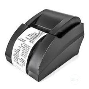 58mm POS Thermal Receipt Printer With USB | Store Equipment for sale in Lagos State, Ikeja