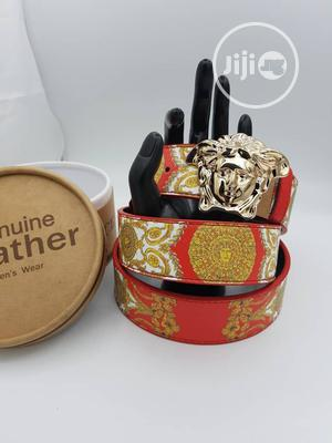 Versace Designers Belt Available As Seen Order Yours Now | Clothing Accessories for sale in Lagos State, Lagos Island (Eko)