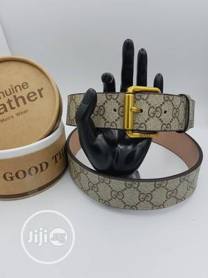 Gucci Designers Belt Available as Seen Order Yours Now | Clothing Accessories for sale in Lagos State, Lagos Island (Eko)