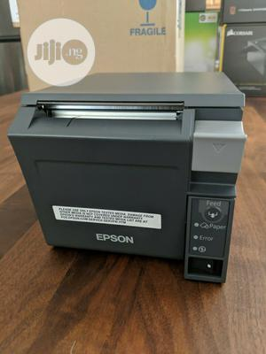 Epson TM-T7011 POS Thermal Receipt Printer   Printers & Scanners for sale in Lagos State, Ikeja