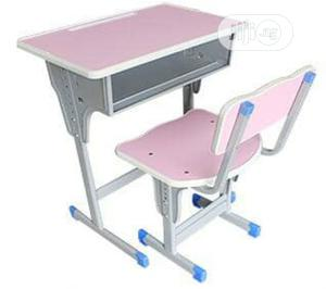 Children Reading Table And Chair Available   Children's Furniture for sale in Rivers State, Port-Harcourt