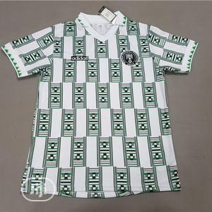 New Nigerian Jersey Available   Clothing for sale in Rivers State, Port-Harcourt