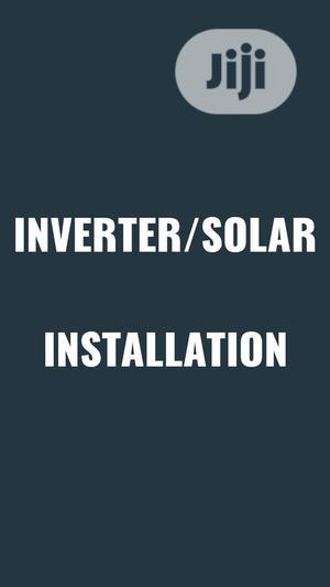 Inverter/Solar Installation | Solar Energy for sale in Lagos State, Lekki
