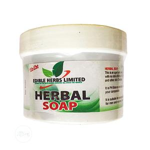 Edible Herbal Soap (For Pimple Face, Bacteria And Skin Infections)   Bath & Body for sale in Lagos State, Agege