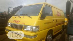 Mitsubishi Delica Panel Bus 2008 Yellow | Buses & Microbuses for sale in Lagos State, Apapa