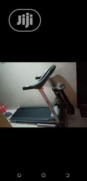 2hp American Fitness Treadmill Machine   Sports Equipment for sale in Lagos State, Ikeja