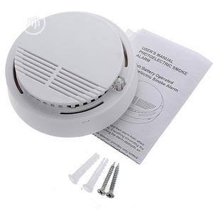 Battery Operated Stand Alone Wireless Smoke Detector | Safetywear & Equipment for sale in Lagos State, Ikeja