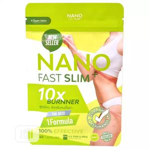 Nano Fast Slim X10 Burner -45cps (New Pack)   Vitamins & Supplements for sale in Lagos State, Amuwo-Odofin
