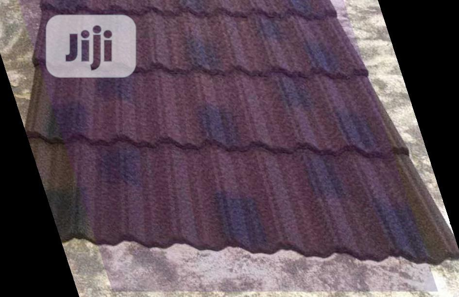 Roman Gerard New Zealand Stone Coated Roof | Building Materials for sale in Lekki, Lagos State, Nigeria