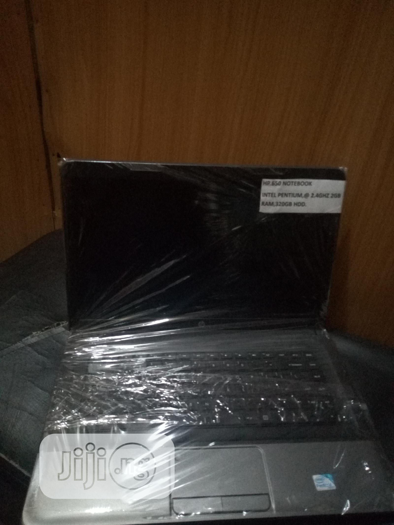 Laptop HP 650 4GB Intel Core 2 Duo HDD 320GB