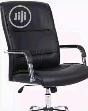 Office Swivel Leather Chair | Furniture for sale in Lagos State, Ajah