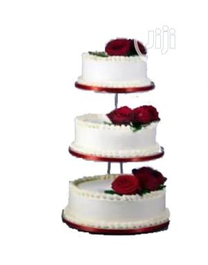 Wedding/Birthday Cakes | Meals & Drinks for sale in Lagos State, Ikeja
