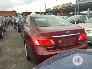 Lexus ES 2007 Red | Cars for sale in Lagos State, Amuwo-Odofin