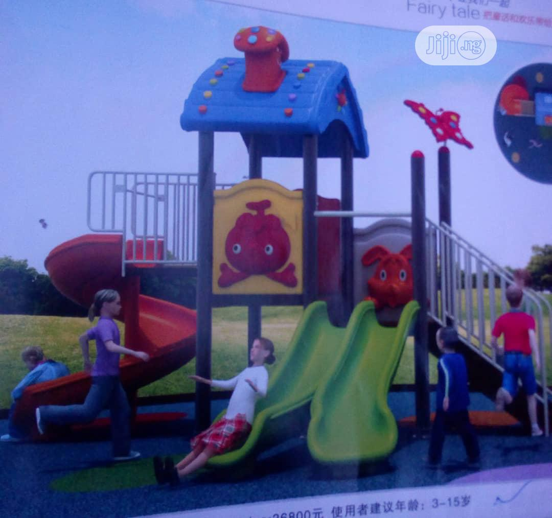 Archive: Quality School Playground Equipment For Sale In Nigeria