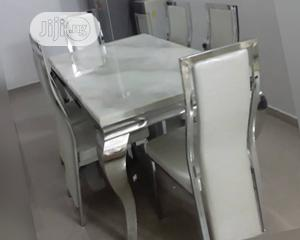 Quality and Affordable Marble Dining Table[354] | Furniture for sale in Lagos State, Ikeja