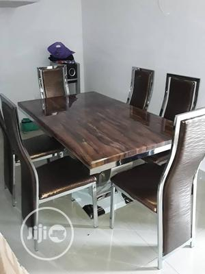 Imported Marble Dining Table[362] | Furniture for sale in Lagos State, Ikeja