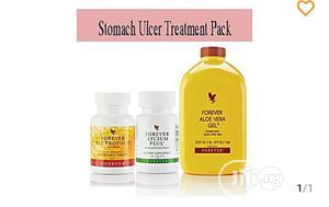 Ulcer Treatment Pack(Bee Propolis,Lycium Plus,Aloe Vera Gel) | Skin Care for sale in Lagos State, Ikeja