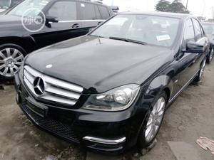 Mercedes-Benz C350 2013 Black   Cars for sale in Lagos State, Apapa
