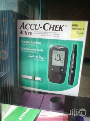Accu-chek Glucometer   Medical Supplies & Equipment for sale in Rivers State, Port-Harcourt