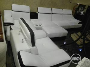 Leather Sofa Chair | Furniture for sale in Lagos State, Ikeja