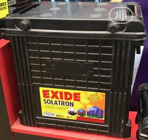 Exide Solatron 12V 200ah Deep Cycle Battery   Solar Energy for sale in Lagos State, Victoria Island