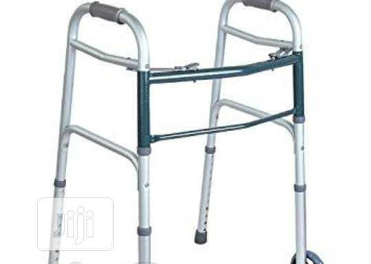 Walking Frame With Tyre