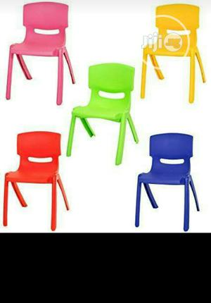 Quality Kiddies/Wards Plastic Tables and Chairs Available( Imported)   Children's Furniture for sale in Lagos State