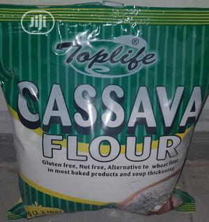 Toplife Cassava Flour 1kg X 5 Per Carton | Meals & Drinks for sale in Oyo State, Ibadan