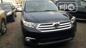 Toyota Highlander 2011 Black | Cars for sale in Lagos State, Ojota