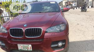 BMW X6 2009 xDrive 35i Red   Cars for sale in Lagos State, Surulere
